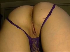 Sensual mature chubby sex with creampie
