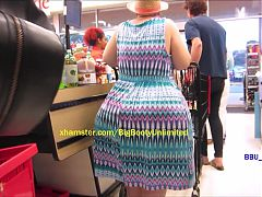 Extreme Wide Booty Dress Granny 2