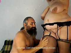 Tit Fucking Cum Shot and Natural Big Boobs Clips