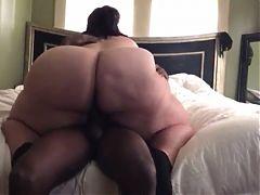 Big ass riding bbc