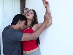 Indian desi bhabhi enjoy with dewar english
